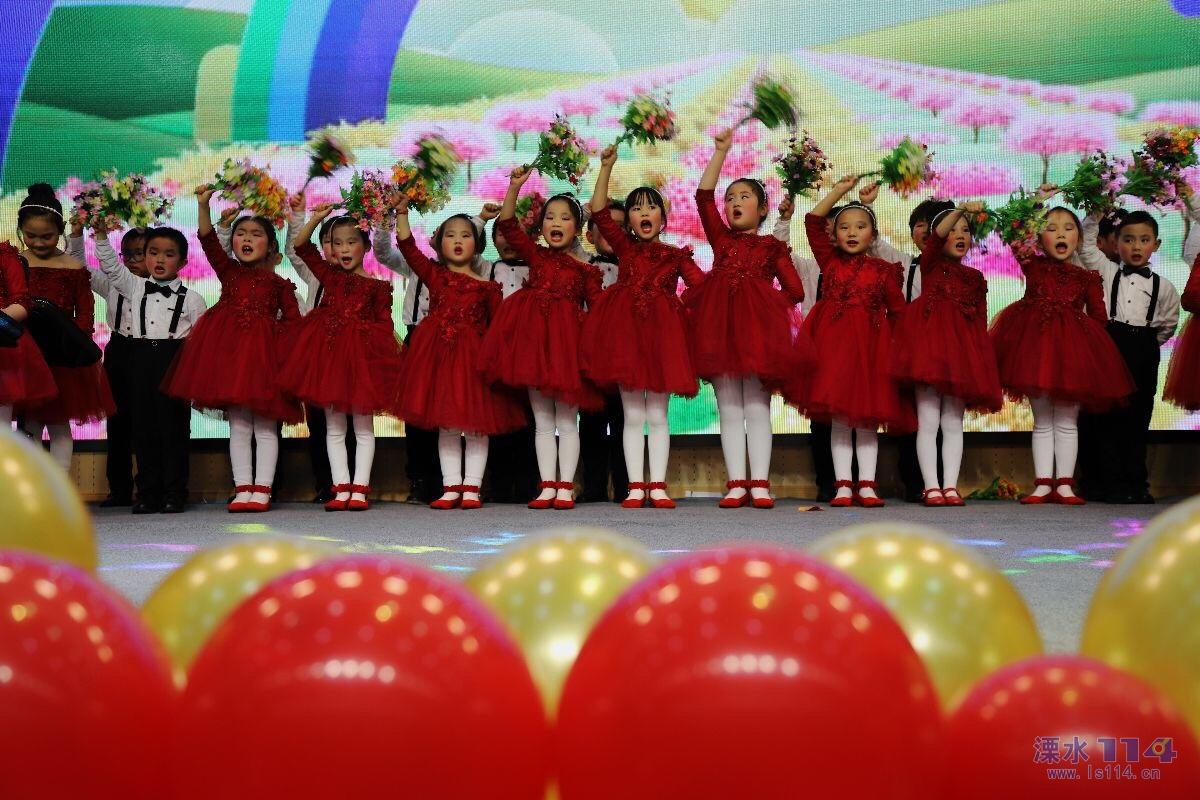 """小太阳艺术幼儿园 第三届""""迎新春""""小钟琴音乐会"""